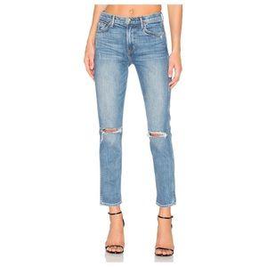GRLFRND Petite high rise jeans